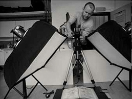 At SurfaceView a lot of hard work goes into digitising images at the highest possible quality.