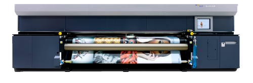 The Durst Rho P10 320R produces 'fine art' quality print on a wide range of materials.