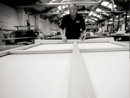 SurfaceView products are hand finished at their UK workshops