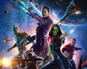 Guardians of the Galaxy is the hit movie of the summer - and that's good news for print!