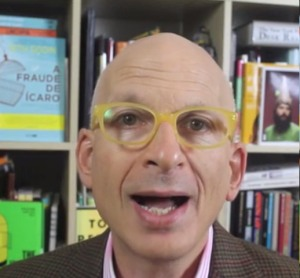 Printers and Publishers should be keeping a close eye on Seth Godin's latest book project
